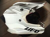 Motocross Helmet UFO Interceptor M