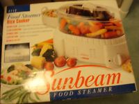 sunbeam steamer