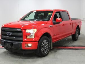 2015 Ford F-150 Lariat   - Sunroof - Cooled Seats - NAVIGATION -