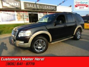 2010 Ford Explorer Eddie Bauer  - Leather Seats