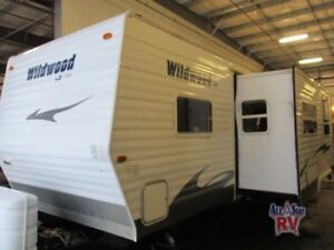 2009 Forest River RV Wildwood 28 T