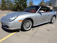 2004 Porsche 911 Carrera Convertible