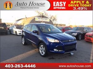 2015 Ford Escape SE 4WD 90DAYSNOPYMNT!