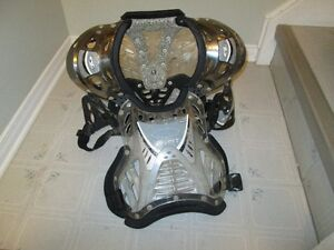 motocross chest protector size fits small and medium