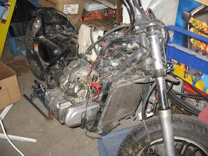 85 goldwing parts bike