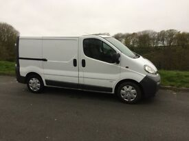 Vivaro ex bt low miles