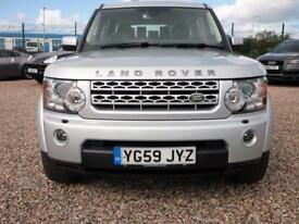 Land Rover Discovery 4 3.0 TDV6 GS Auto - 7 Seats - Low Mileage - Full Service H