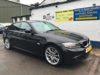 2010 BMW 320d Diesel M Sport Business Edition - Metallic Black