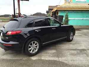 2008 Infiniti Other Premium with Tech Package SUV, Crossover