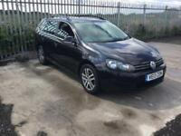 2013 (13) Volkswagen Golf 1.6TDI ( 105ps ) BlueMotion Tech SE