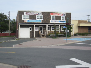 Office Suite in High Exposure Area in Mt. Pearl: Centennial Sq