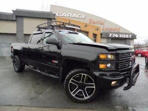 Chevrolet Silverado 1500 LTZ, Z71, GPS, CUIR, CAM RECUL, SONARS