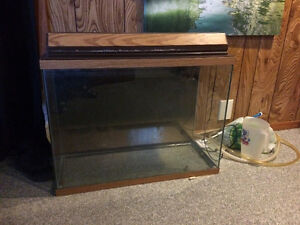 Large 37 gallon tank