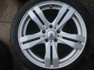 Cadillac ATS winter tires  215 45 17  Himalaya /alloy rims