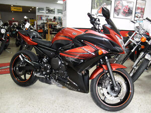 2011 Yamaha FZ6R - ONLY 7000 KMS MINT CONDITION