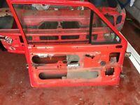 Mark 2 Fiesta front doors