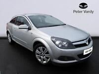 Vauxhall Astra DESIGN (silver) 2009-06-02