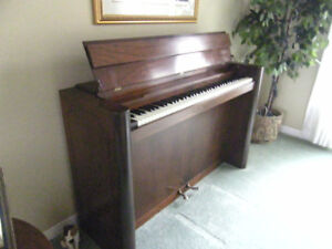 Antique Mason + Risch Mini Piano