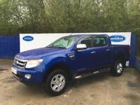 2012 Ford Ranger 2.2TDCi ( 150PS ) ( EU5 ) 4x4 Super Cab Limited Pick-Up