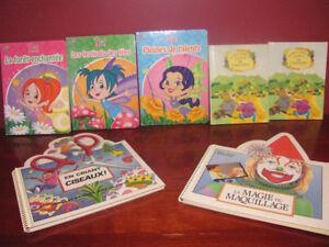 livre pour enfants et romans pré ado