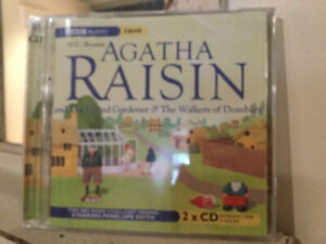 Audio Book  Agatha Raison, The Potted Gardener & The Walkers of