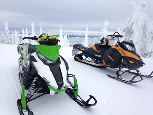 2014 Arctic Cat M8000 154