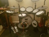 whd 517 dx mesh drum kit
