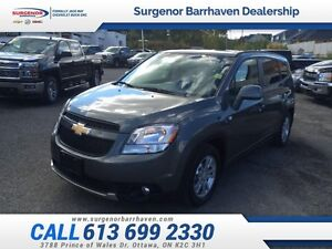 2012 Chevrolet Orlando 2LT   - Low Mileage -