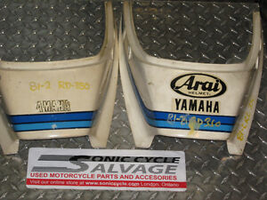 1981-1982 Yamaha RD350LC  tail section  oem