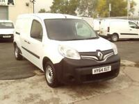 Renault Kangoo Maxi LL21 Energy 1.5dci 90ps DIESEL MANUAL WHITE (2014)