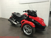 2008 Can-Am Spyder GS Roadster SM5 Local Trade 12xxx kms
