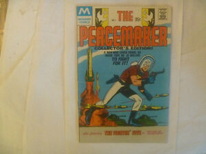 The PEACEMAKER by Modern and DC Comics