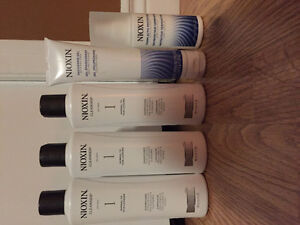 Nioxin System 1 Volumizing Shampoo for thin hair