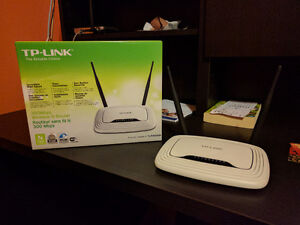 Wireless N Router TP-LINK TL-WR-841N