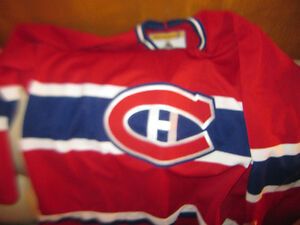 Montreal Canadiens NHL Hockey Jersey Koho Made In Canada New
