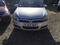 Vauxhall Astra 1.7 cdti Eco Tec