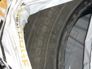 Set of four Goodyear tires, great shape. 205/60R 16