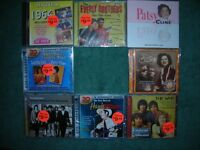 FOR SALE 18 CDs ALL NEW  SOMETHING FOR ALL.$10.00 EACH,