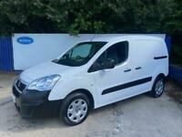 2016 Peugeot Partner 1.6BlueHDi ( 100 ) ( Eu6 ) 854 Professional L1 Van In White