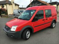 Ford Transit Connect T230 Crewcab * ONLY 54K MILES *
