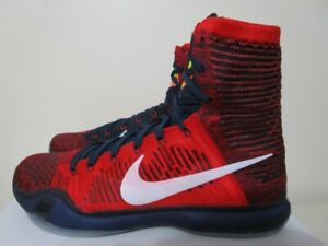outlet store 06ca6 4fcb0 Deadstock Nike Kobe 10 High Elite American  330 in size 13