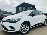 2017 Renault Clio 0.9 TCe Play (s/s) 5dr Hatchback Petrol Manual