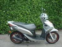 Honda NSC 50cc 50 Vision Moped 50 Vision