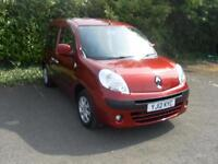 Renault Kangoo 1.6 16v auto Expression Wheelchair accessible vehicle WAV