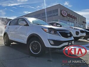 2015 Kia Sportage LX FWD | Great Shape | One of a Kind