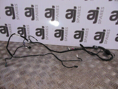 # VAUXHALL CORSA LIMITED BOOT WIRING LOOM 13440285 2015