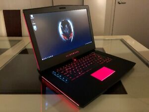 Alienware 15 R3 FHD I7-7700HQ GTX 1060 6G Gaming Laptop