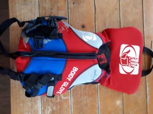 Flotteur ceinture de sécurité Body Glove enfant