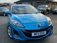 2011 Mazda Mazda3 1.6 Sport 5dr Hatchback Petrol Manual