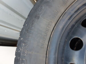 Tires on rims for sale!